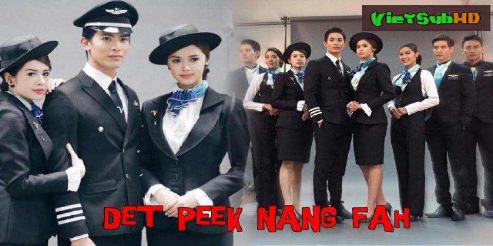 Phim Đôi Cánh Thiên Thần Tập 22 VietSub HD | Ded Peek Nang Fah 2018