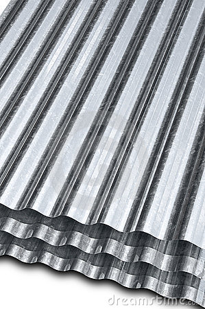 Galvanised Sheet Metal