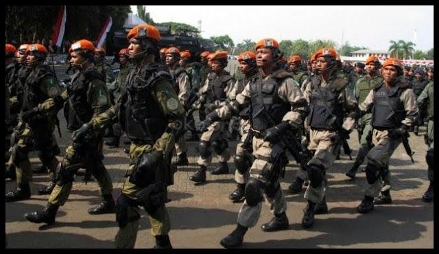 5 Pasukan Elit Indonesia