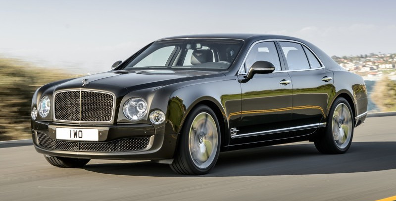 Arnage Mulsanne Initially The Large Sized Model Was Mainstay Of Bentley When It Released In 1998 Continued Until 2010