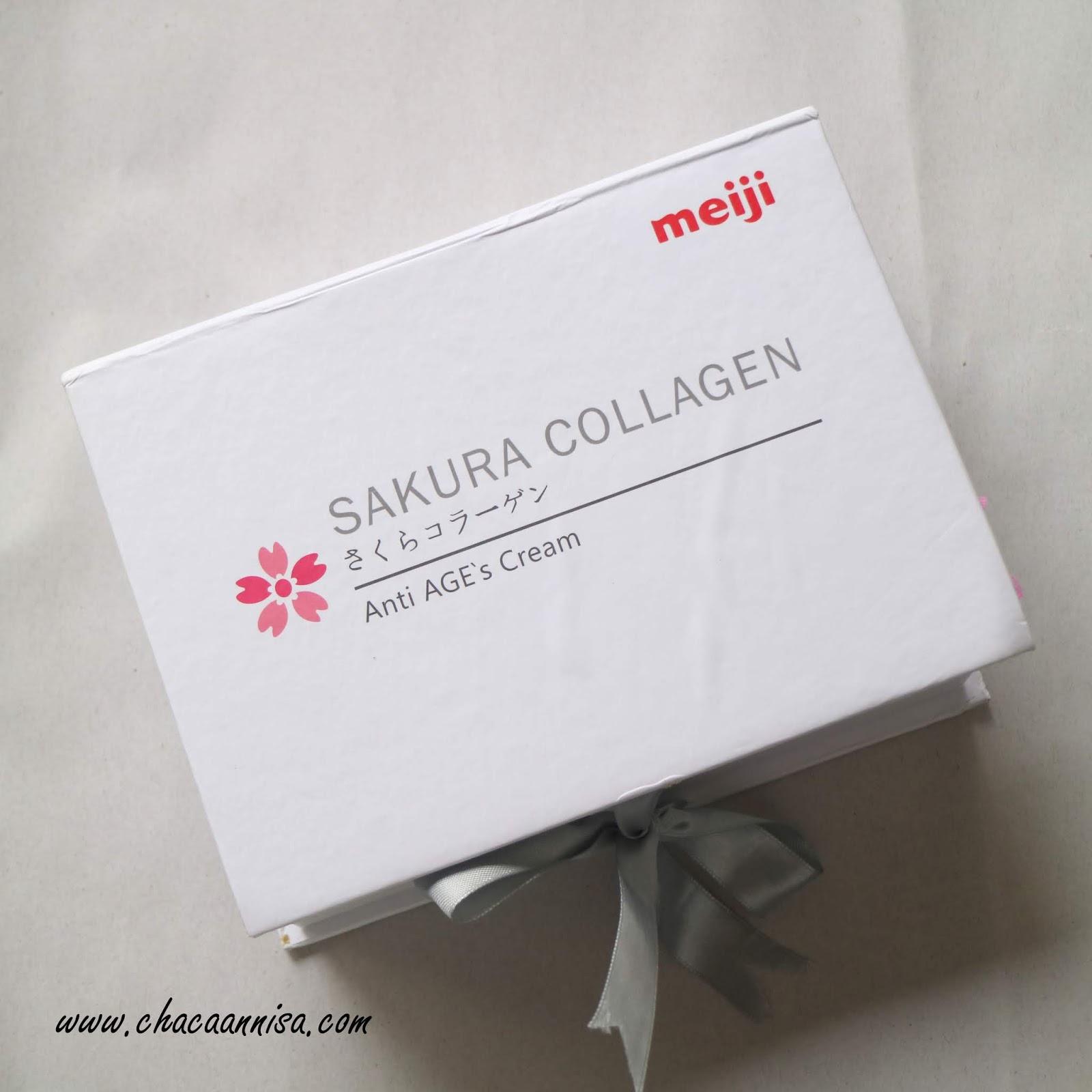 [REVIEW] Menjaga Elastisitas Kulit Dengan Sakura Collagen