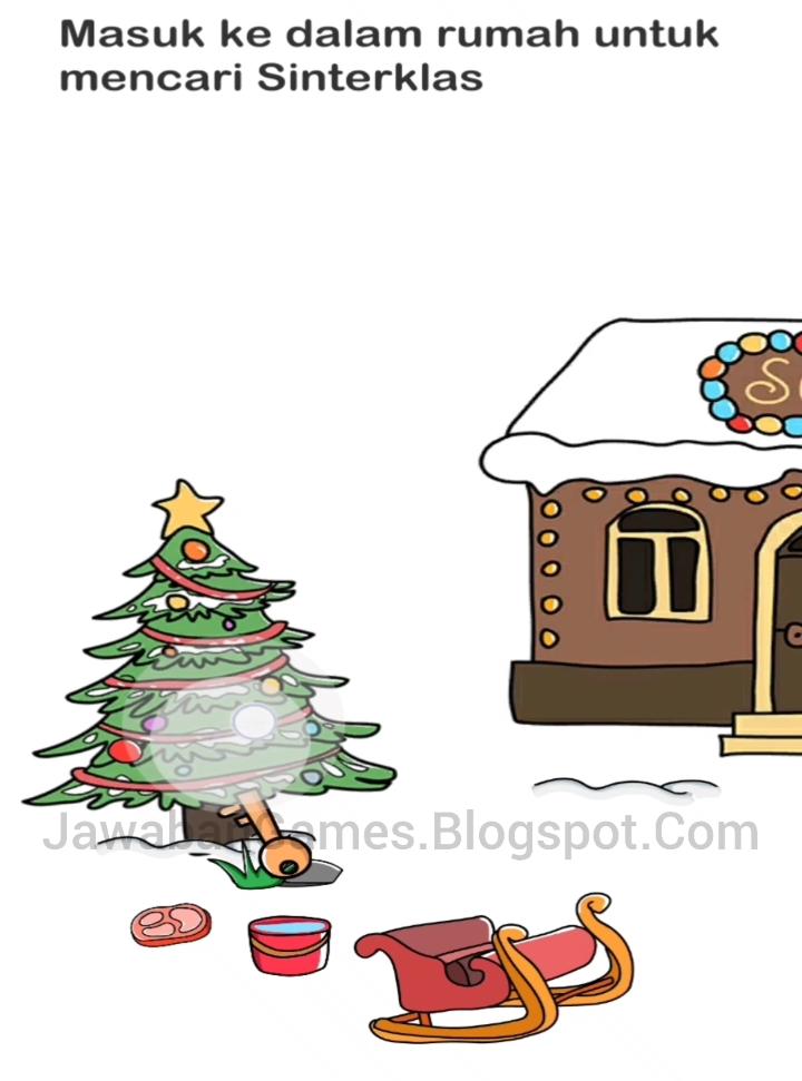 Perjalanan Mencari Sinterklas Brain Out : perjalanan, mencari, sinterklas, brain, Brain, Perjalanan, Mencari, Sinterklas, Level, Masuk, Dalam, Rumah, Untuk, (Terbaru, 2021)