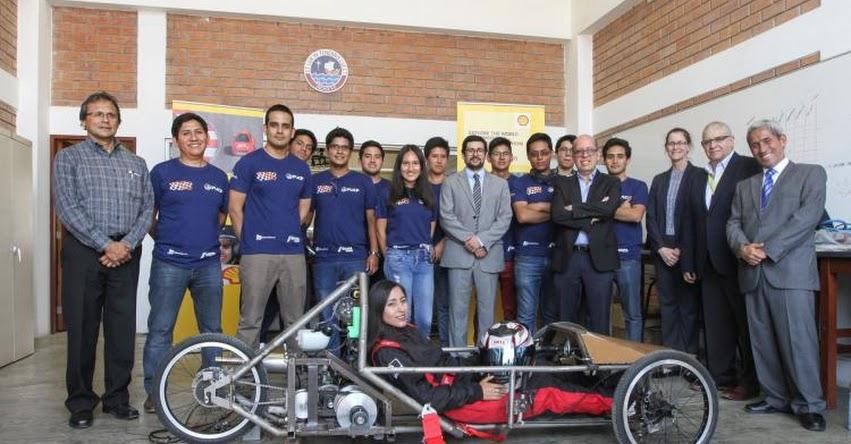 PUCP: Estudiantes de la Universidad Católica del Perú participan en competencia internacional de automovilismo