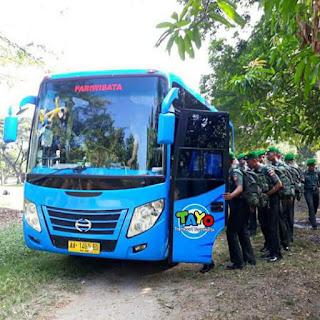 Sewa Bus di Magelang