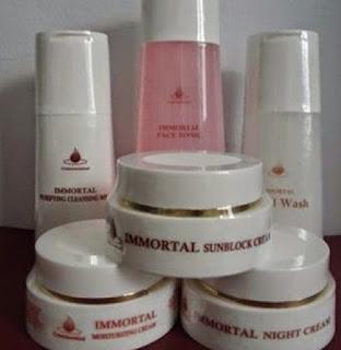 Jual Cream Wajah Immortal di Tulungagung