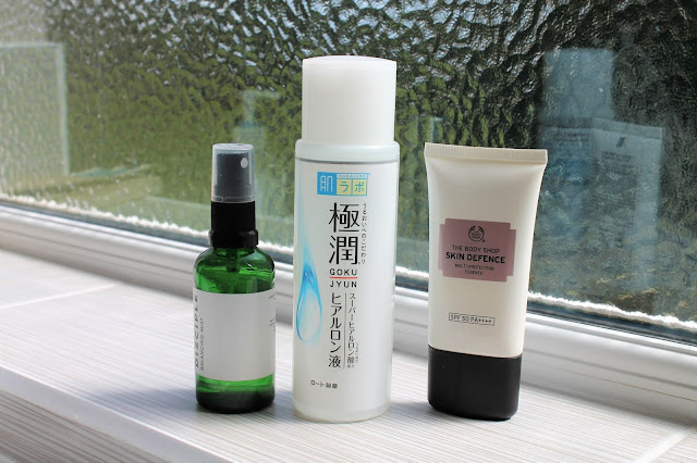 Hada Labo Gokujyun Hyaluronic Acid Lotion Moist Review
