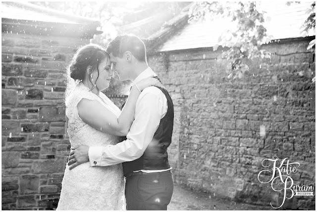 black and white, woodhill hall, northumberland wedding venue, woodhill hall wedding photographs, woodland wedding, otterburn wedding, katie byram photography,