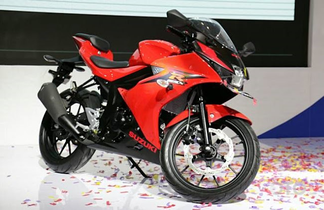 Kelebihan dan Kekurangan Motor Sport Suzuki GSX 150