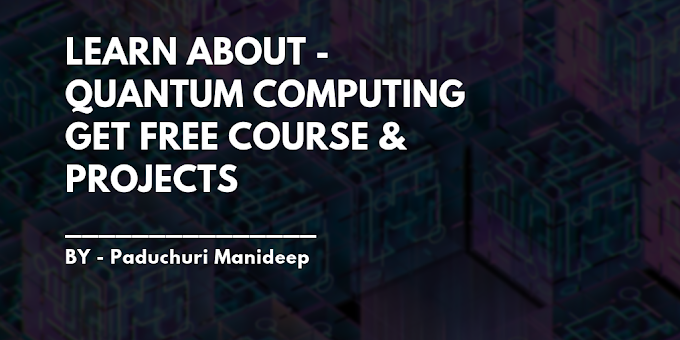 Learn About Quantum Computing | Get Free Courses & Projects