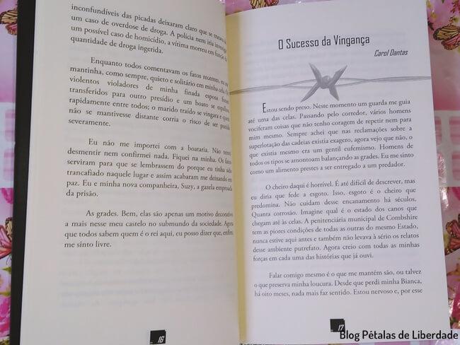 Resenha, antologia, Por-tras-das-grades, contos, prisao, livro, illuminare, trechos, blog-literario, petalas-de-liberdade