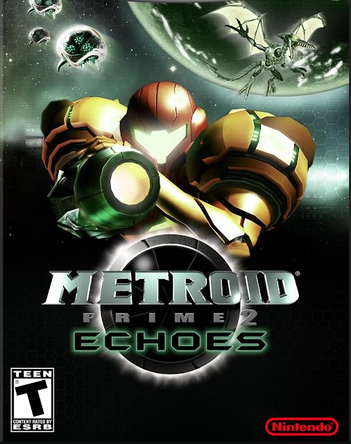 DETONADO  - Metroid Prime 2 ECHOES