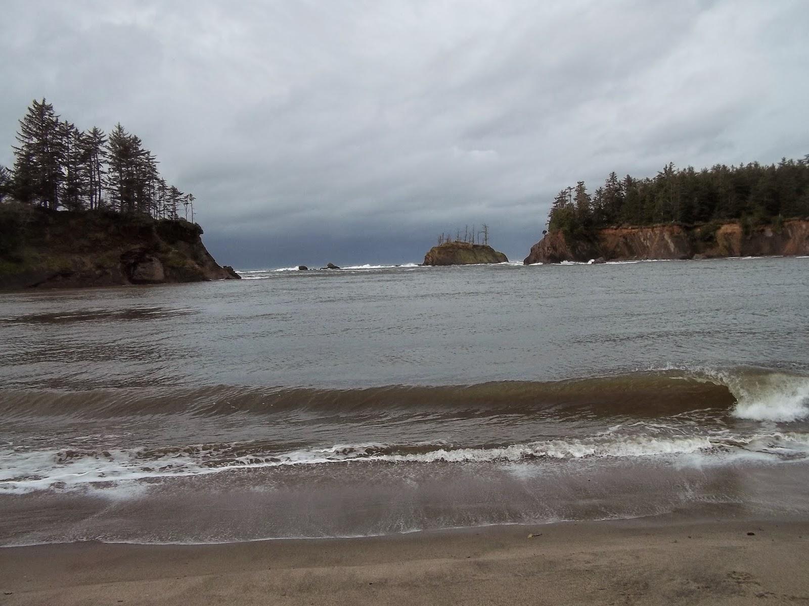 Casing Oregon Late Winter Camping On The Oregon Coast