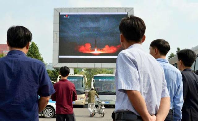 Putin: Coreia do Norte está à beira de um 'conflito em larga escala'