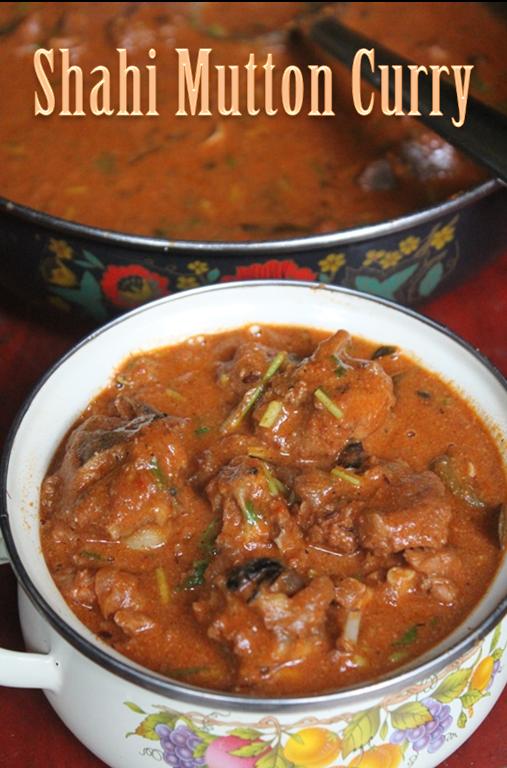 shahi mutton curry recipe mughlai mutton recipe yummy