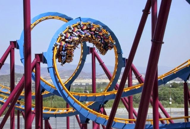 Parque Six Flags California
