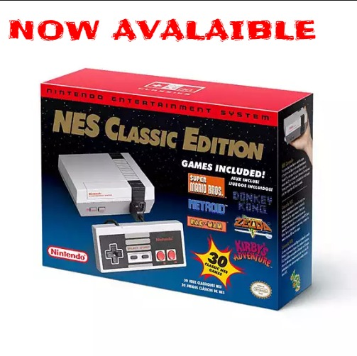 NES Classic Edition Back In Stock At ThinkGeek iPhone 7, Self-Driving Teslas, Nod to Shop, 4-inch iPhone,, SoundCloud, Autopilot, Textalyzer, HaloLens, Snapchat Spectacles, Affordable Tesla, cars, mp3 converter, samsung galaxy s8, smart device, technology, technews, tech, google search, auto, weather, howto, data trick, data, intel, wearables, android, meizu,  lenovo, yoga, windows, computers, technology, technews, tech, gadgets,