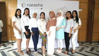MEET and GREET NATASHA SKIN CARE WITH BEAUTY BLOGGER - BEAUTY EVENT