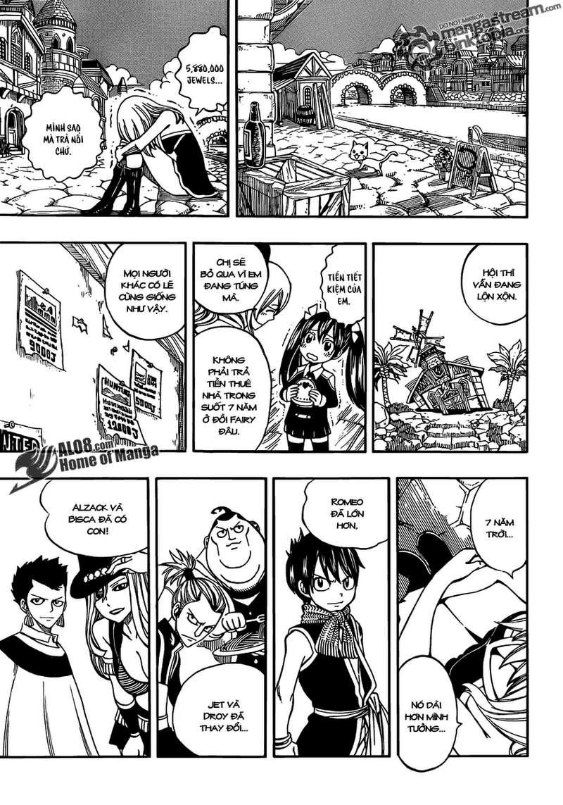 Fairy Tail chap 256 trang 13