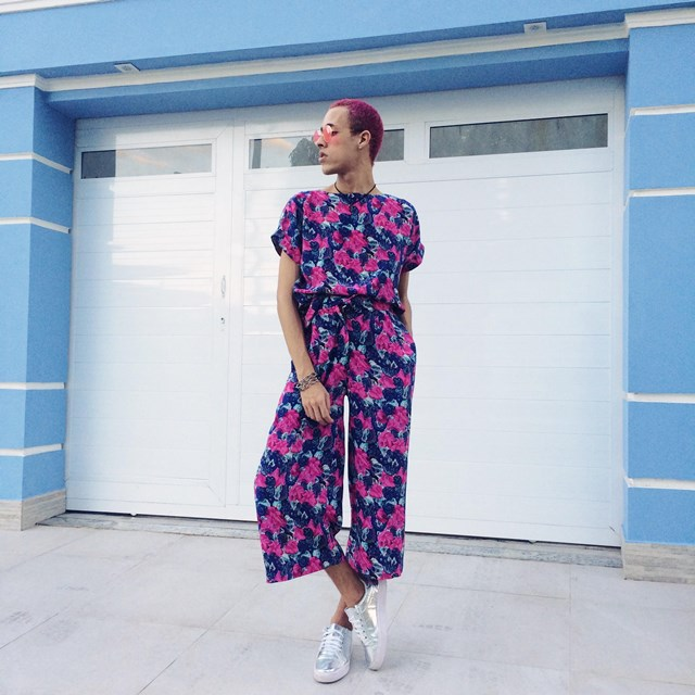 LOOK DO DIA #29 | Desfilei! por Erick Correia