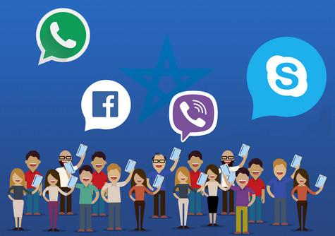 صفعة قوية لشركات الإتصال بعد حضر خدمات الإتصال في واتساب و الفيسبوك