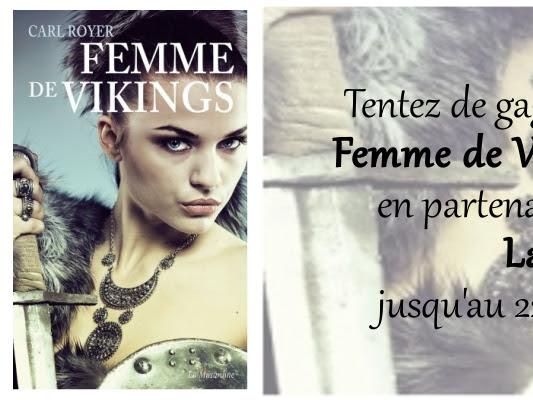 [Concours] Femme de Vikings de Carl Royer - Résultat