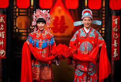 Áo cưới truyền thống người Hoa có từ lúc nào?