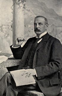 A picture of Francis Marion Crawford in Sorrento