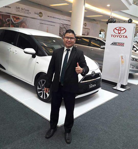 Toyota BSD Tangerang