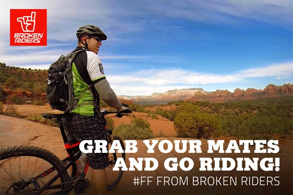 Broken Riders... An Ethical Choice For Those Who Ride