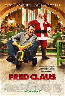 Fred Claus – DVDRIP LATINO