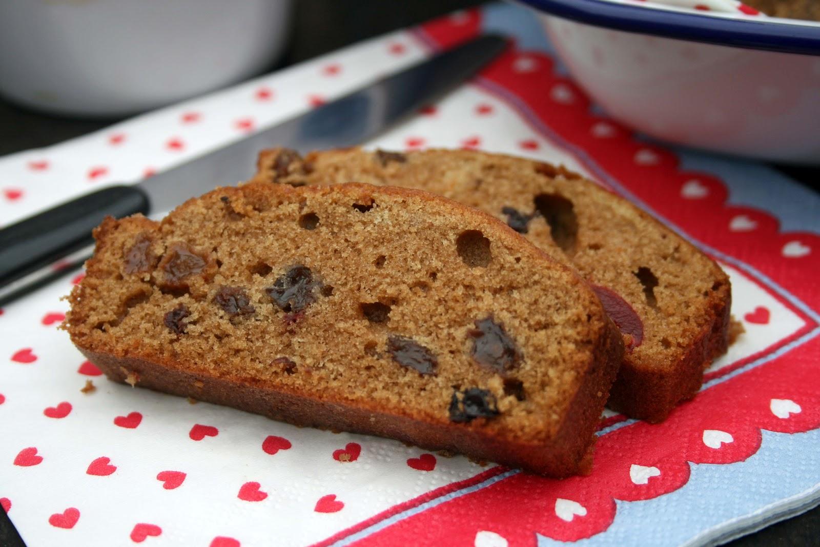 Yorkshire Tea Loaf Cake Recipe