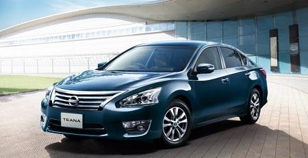 Mobil Nissan All New Teana