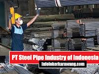 Lowongan Kerja PT Steel Pipe Industry of Indonesia (SPINDO) Karawang