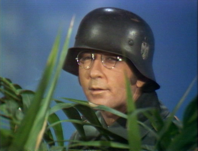 Arte Johnson on Rowan & Martin's Laugh-In