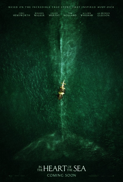 Sinopsis Film In the Heart of the Sea (Chris Hemsworth, Cillian Murphy)