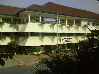 SMA Terbaik di Indonesia - SMAN 8 Jakarta