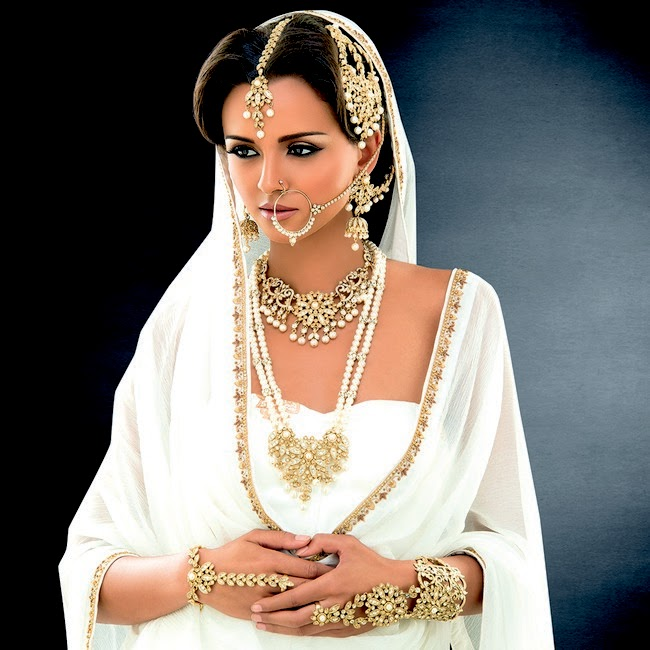 Indian Bridal Jewellery: Bridal Jewellery Set Collection 2014