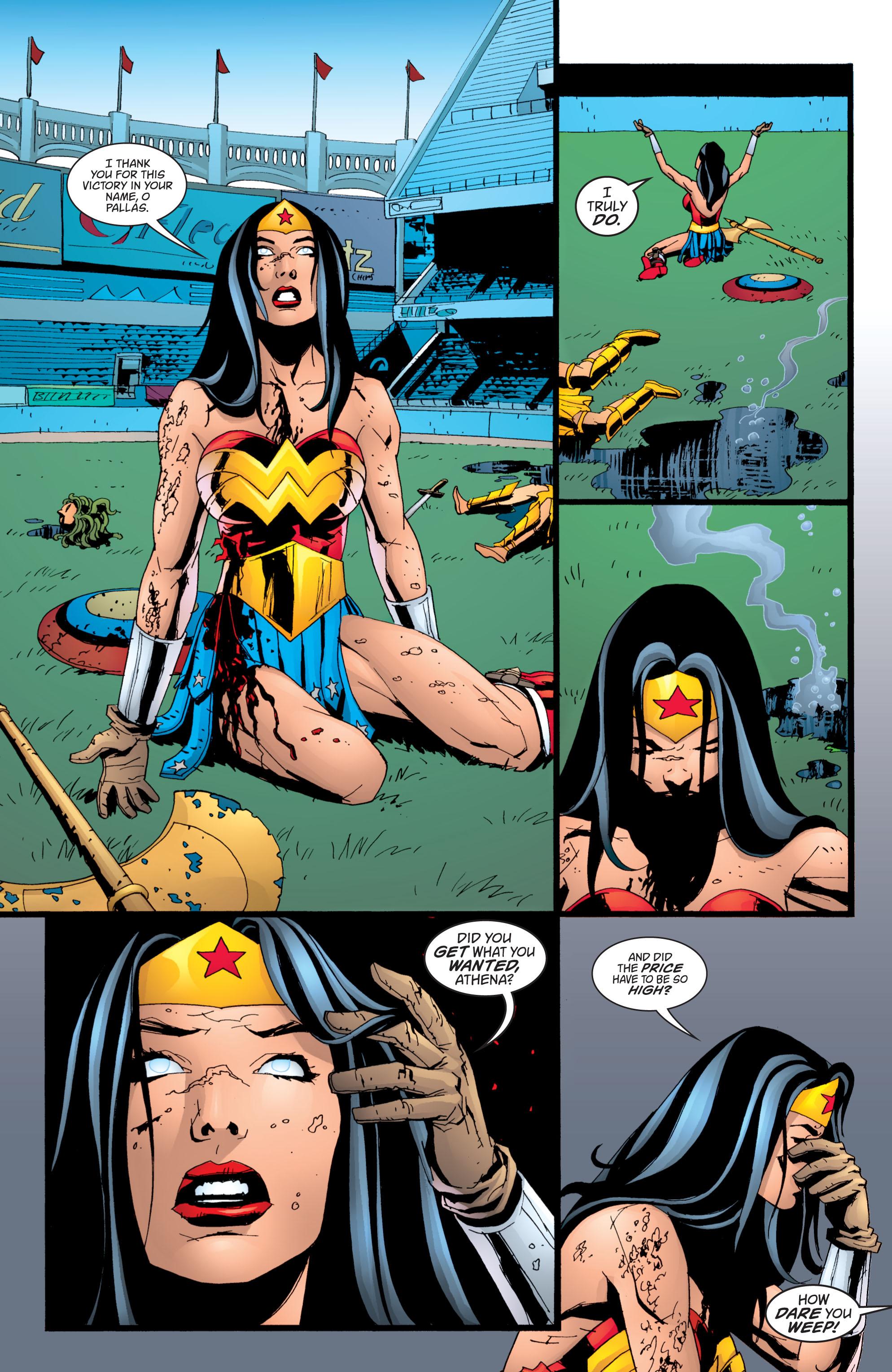 Read online Wonder Woman (1987) comic -  Issue #211 - 3