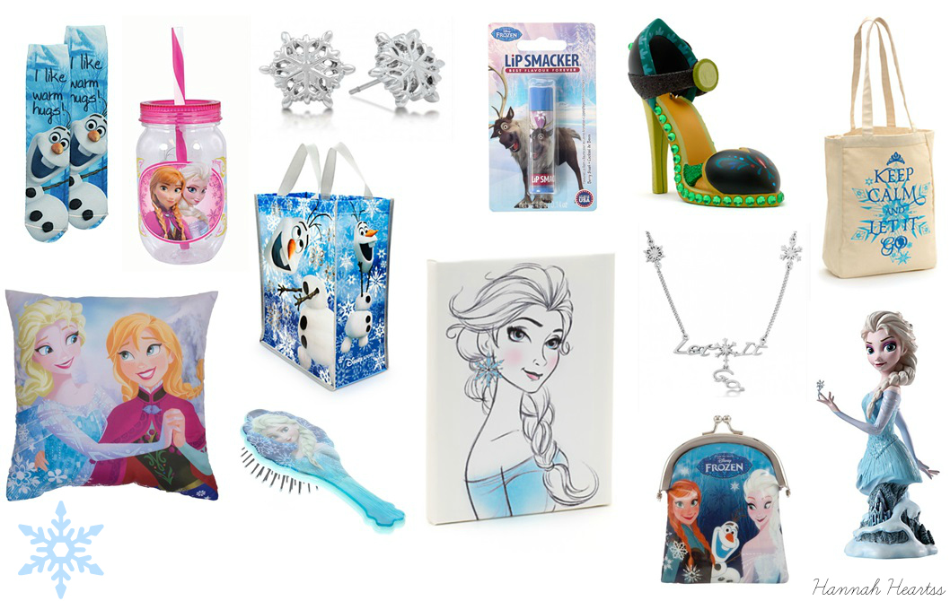 Disney Wishlist #2: Frozen Edition