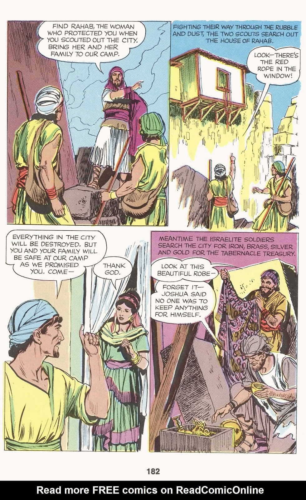 The Picture Bible issue TPB (Part 2) - Page 85