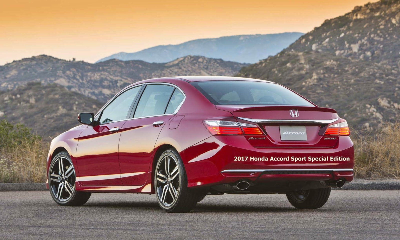 2017 honda accord sport special edition for Honda accord sport price