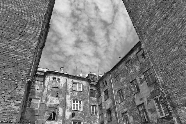Stara kamienica na Brzeskiej