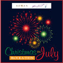 Christmas in July Block-a-Thon