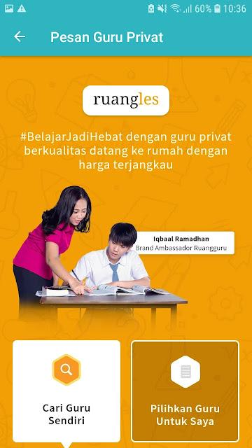 Guru Les privat Tangerang