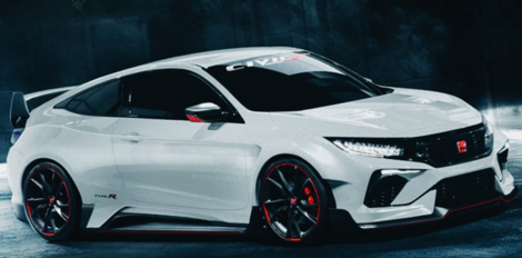2017 Honda Civic Type R Sedan Price