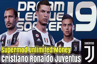 Download Dls Mod Juventus 2018/2019 Apk Data Obb