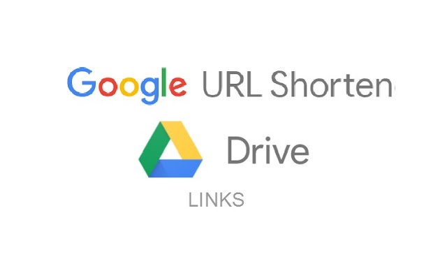 How to shorten long Google Drive file share links?