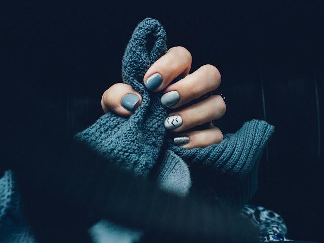 Popularne wzory paznokci żelowych
