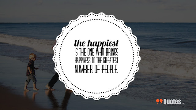 quote on happy life with loved one