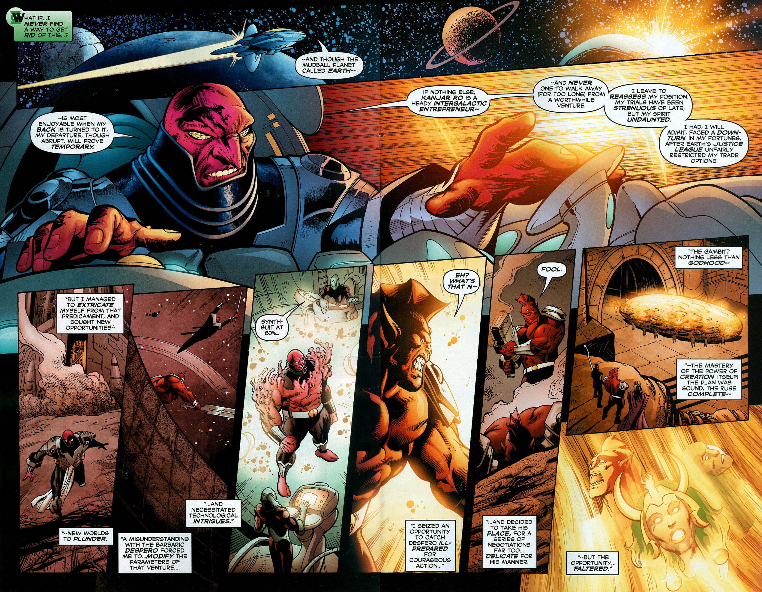 Read online Trinity (2008) comic -  Issue #23 - 22